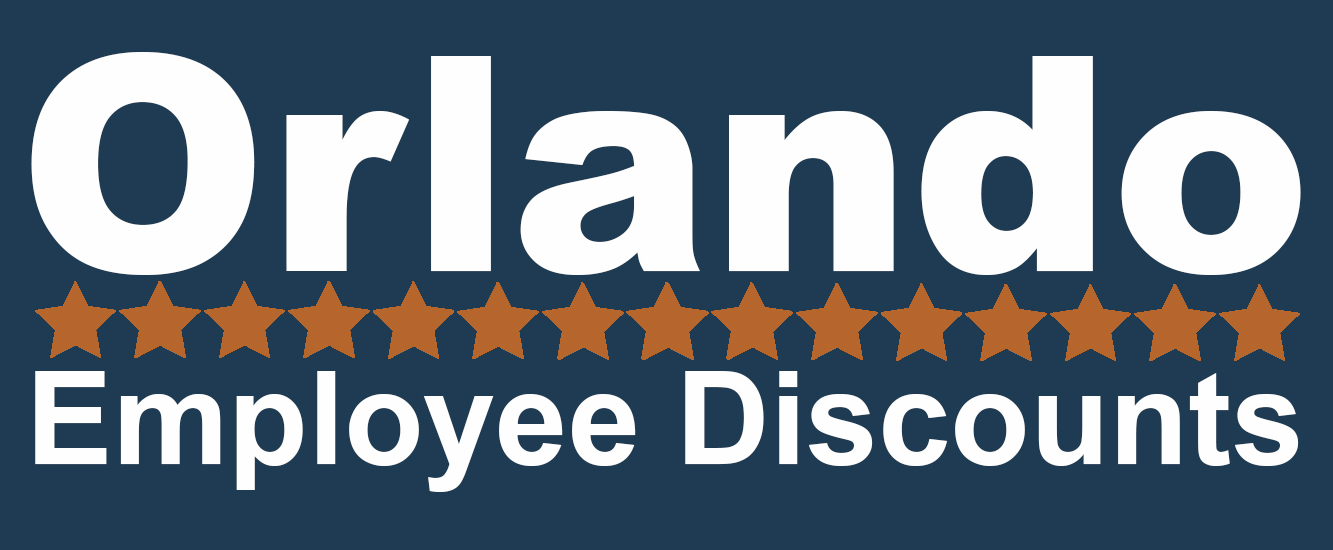 OrlandoEmployeeDiscountLogo Blue