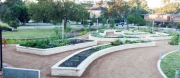 Mandell Park Garden,  photo courtesy: dabfotocreative for Asakura Robinson