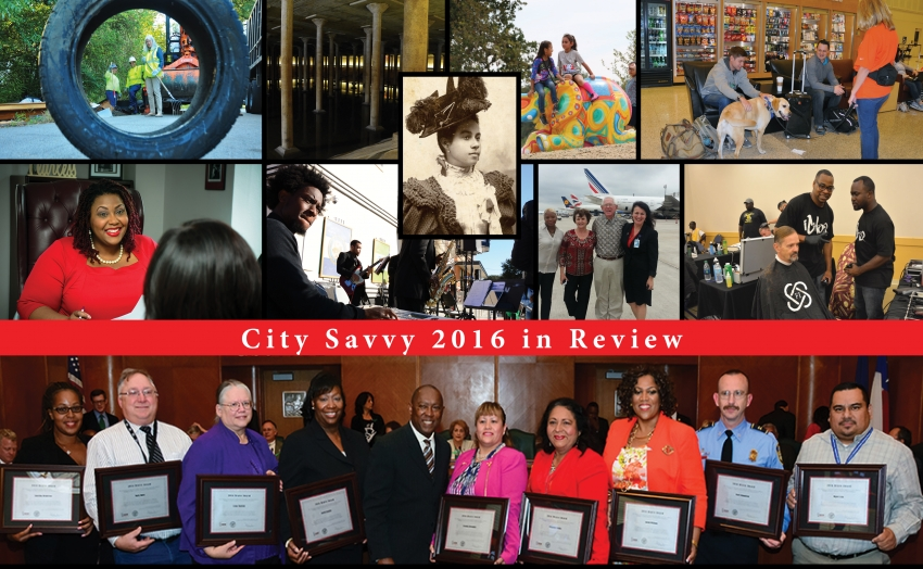 City Savvy 2016 year in review