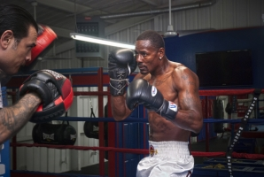Corenluis White, known as Da Beast in the boxing world, spend his days serving the city and his nights training at Hank's Gym in Bellaire. White's love for the city and his passion for boxing are keeping the world champ motivated each day.