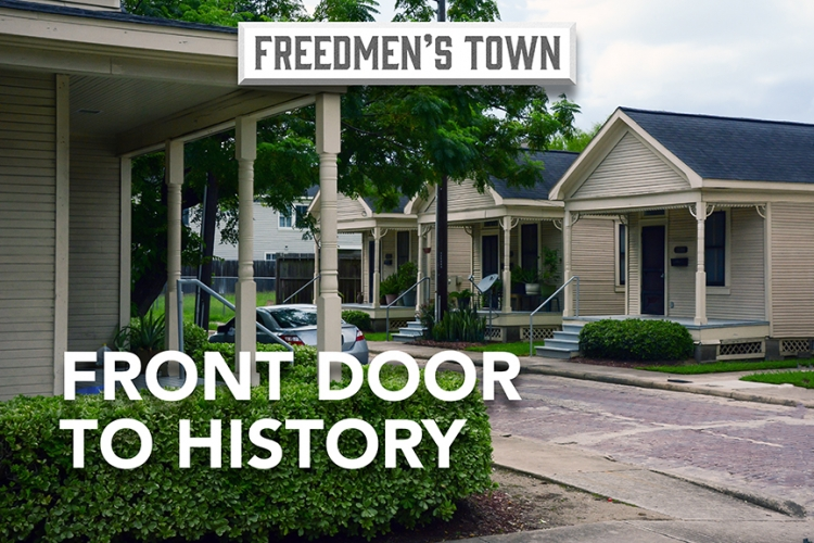 Freedmen's Town houses nominated for designation as protected landmarks