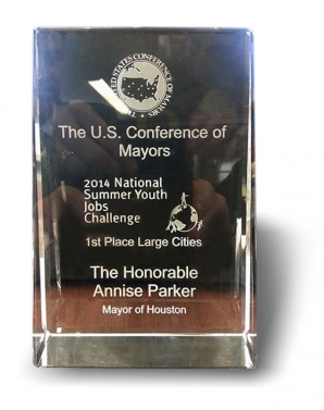 City's Summer Jobs Program receives national recognition