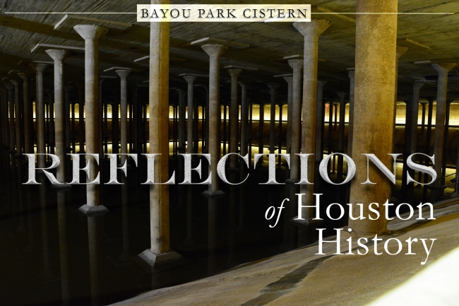 The Buffalo Bayou Partnership offers public tours of the mysterious subterranean Buffalo Bayou Cistern.