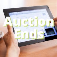 CMC Auction Ends