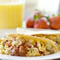 GSD Breakfast Tacos
