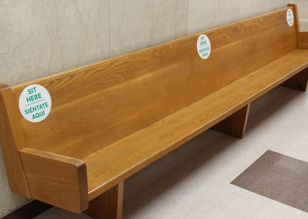 Hallway-seat