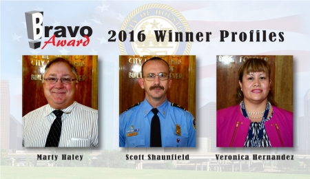Service and volunteerism pave path of giving for Bravo winners