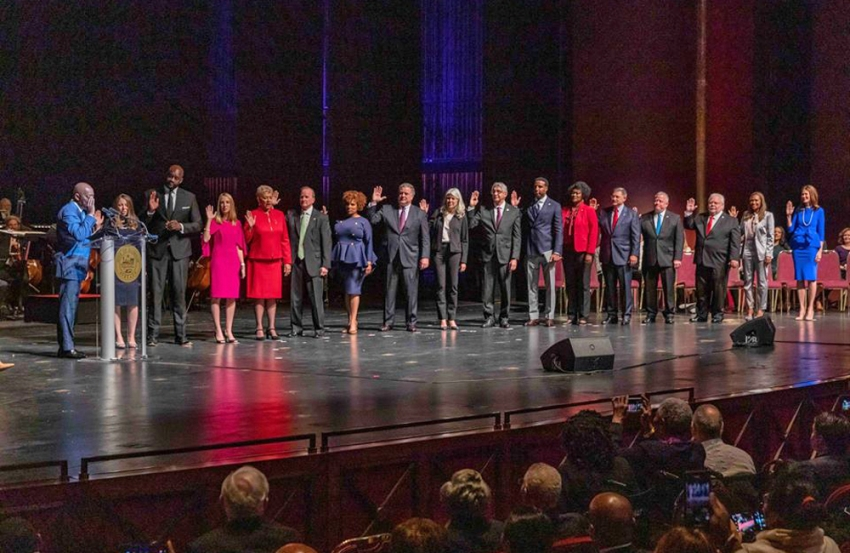 Houston welcomes seven new City Council members