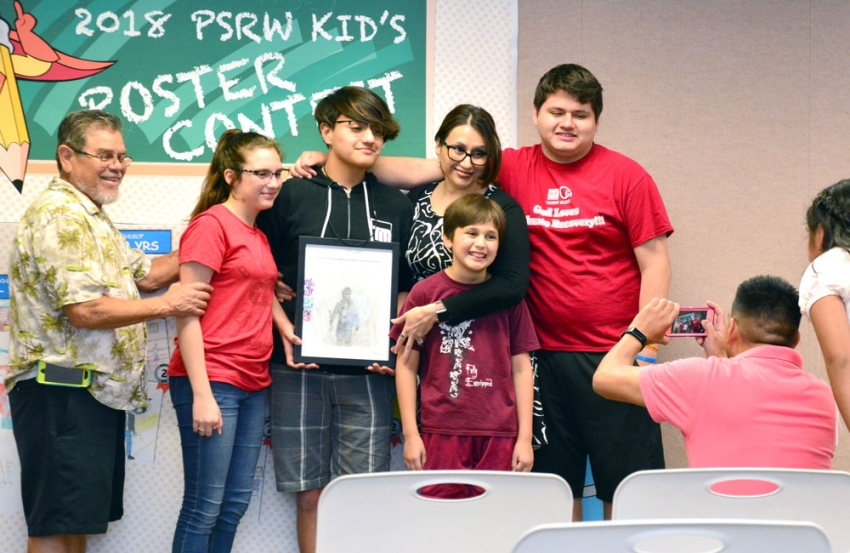 Now accepting PSRW Kid's Poster Contest Entries