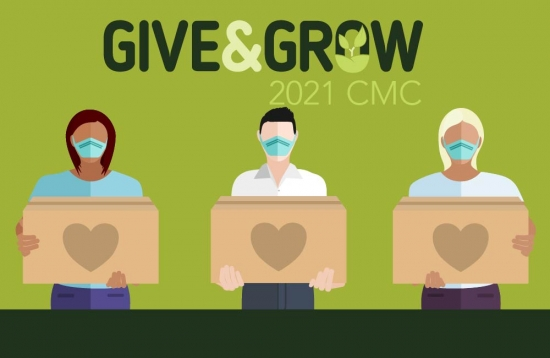 """Give & Grow"" campaign ready to score big, despite changes for pandemic"