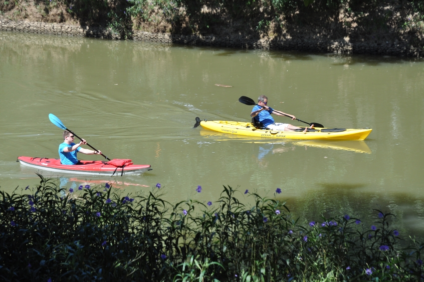 Transformed Buffalo Bayou Park Beckons Houstonians Outdoors