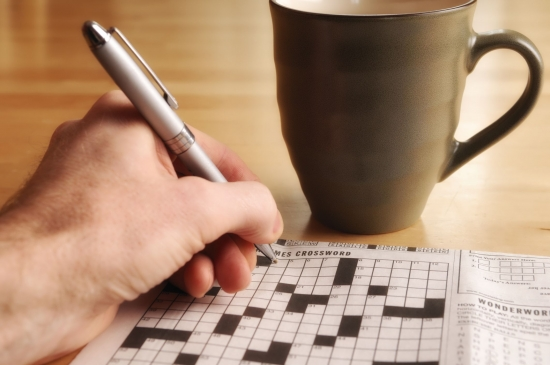 The Check's in the Mail Crossword Puzzle