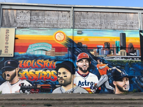 Houston street murals make for vibrant art experience